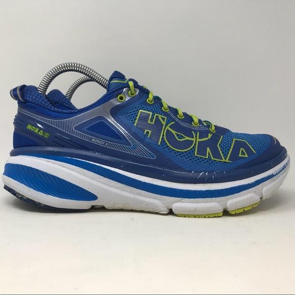 bfa0ec2610761 Hoka One One Other - Hoka One One Bondi 4 Running Shoes Mens Size 8.5